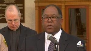 LA Leaders Urge Calm as Baltimore Unrest Continues