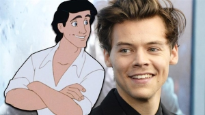 Harry Styles Declines Prince Eric Role In 'Little Mermaid'