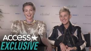 Ellen DeGeneres Gifted Portia de Rossi A Lamborghini