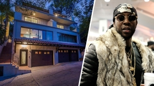That's a Wrap: 2 Chainz Buys $2.4M LA Home With Famed Studio