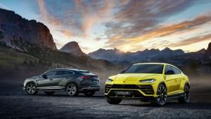 Lamborghini Joins the Boom in Supercar SUVs
