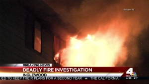 2 Killed in Apartment Fire