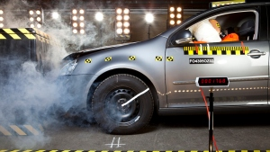 Small Cars Fare Poorly in Crash Tests