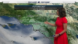 <p>&nbsp;It's going to be an afternoon of mostly blue and sunny skies. Belen De Leon has your First Alert Forecast on Sunday, May 27, 2018.</p>
