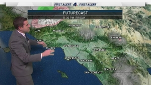<p>Temperatures will be warming up today despite a foggy morning start. Keep an eye out for a slight chance of rain Friday. David Biggar has your First Alert Forecast for Wednesday, Jan. 17, 2018.</p>