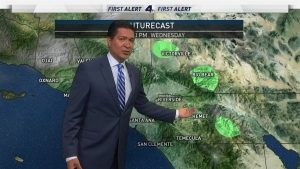 <p>High pressure is in control of our weather for one more day before our pattern starts to change tomorrow. Anthony Yanez has the forecast for Monday July 16, 2018.</p> <p>&nbsp;</p>