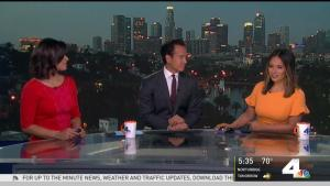 <p>It will be more of the same for the weekend, but temps really start to heat up on Monday. Belen De Leon has the forecast on Today in LA on July 20, 2018.</p>