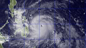 """Most Powerful Storm Ever to Make Landfall"" Slams Philippines"