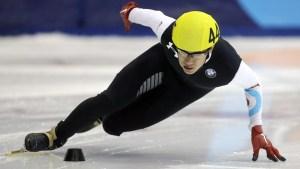 Model Men of the Winter Games