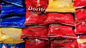 'Doritos For Her'? PepsiCo CEO Says Women Don't Want Loud Snacks