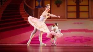 Paw-Rouette: Dog Named 'Pig' Dances Ballet in 'Mutt-Cracker'