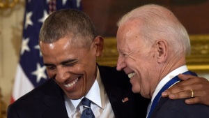 'Barry & Joe': Animated Show Sends Obama, Biden Back in Time