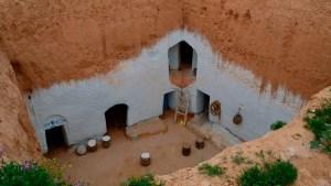 Visiting the Tunisian Desert Where 'Star Wars' Was Filmed