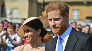 Prince Harry and Meghan Markle Begin New Life