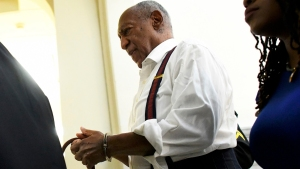 'In Prison Where He Belongs': Reactions to Cosby Sentence