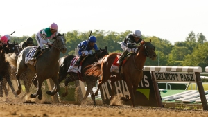 Sir Winston Takes Belmont in Another Triple Crown Surprise