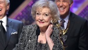 Betty White Dabs in Message to Cam Newton