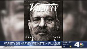 Big-Named Organizations Drop Harvey Weinstein