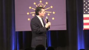 WATCH: Cruz Tells Young Heckler He Should Be Spanked