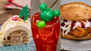 Yum Out Over Disney's Festival of Holidays Eats