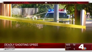 Deadly Cross-City Shooting Spree