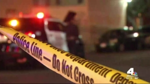 Man Gunned Down in North Hollywood Alley