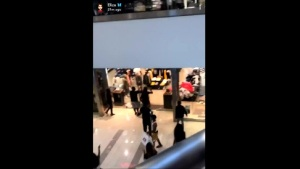 Fight, Broken Glass at Fox Hills Mall Lead to Panic, Fear of Shooting
