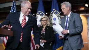 House GOP Leadership Defends Trump's Tweets: 'No,' Not Racist