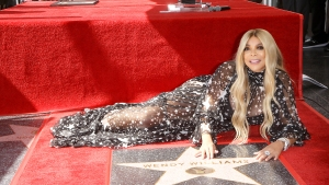 Talk Show Host Wendy Williams Receives Walk of Fame Star