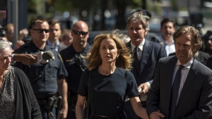 Read Felicity Huffman's Full Statement on Prison Sentence