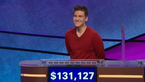 Gambler Sets Another 1-Day Winnings Record on 'Jeopardy!'