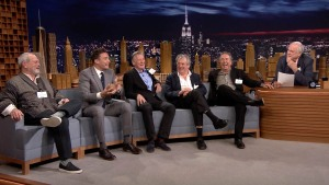 WATCH: John Cleese Replaces Jimmy Fallon as Host