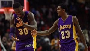 Lakers Finish Road Trip in Memphis