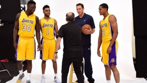 Lakers Media Day Launches 2016-17 Season