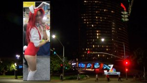 Family: Comic-Con Cosplayer Beaten