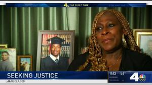 Mother Seeks Justice for Slain Son and Husband
