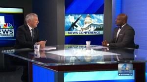 NewsConference California Taking the Lead in Anti-Gun Legislation