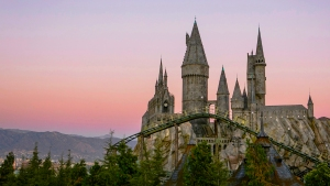 Revelio: Muggles Rush to Opening of 'Wizarding World'