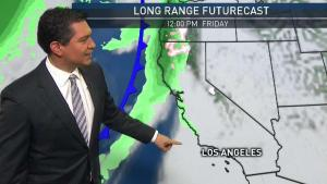 <p>There will be a cool down Friday and a comfortable weekend ahead. Anthony Yanez has your First Alert forecast for Thursday, Dec. 13, 2018.</p>