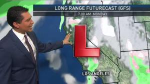 <p>We'll have a cool evening and a cool day tomorrow, but the weather pattern changes Thursday. Anthony Yanez has your First Alert forecast for Tuesday, Dec. 11, 2018.</p>