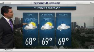 <p>A strong storm is expected to bring lots of rain and possible mudslides to Southern California. Anthony Yanez has your First Alert Forecast on Monday, March 19, 2018.</p>