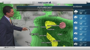 The last of three powerful storms is headed for SoCal. Anthony Yanez has your First Alert forecast for Saturday, Jan. 21, 2017.
