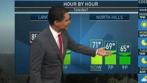 <p>Temperatures are expected to warm up midweek as summer approaches. Anthony Yanez has your First Alert forecast for Monday, June 18, 2018.</p>