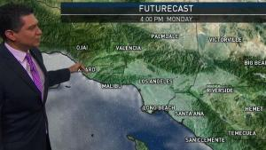 <p>The coast will be cool and cloudy throughout the week. Anthony Yanez has your First Alert Forecast at 4 p.m. on Monday, April 23, 2018.</p>
