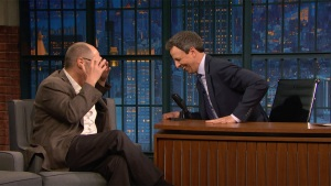 'Late Night': James Spader Hates Film Crews in New York