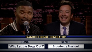 'Tonight': Musical Genre Challenge With Jamie Foxx