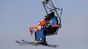 How to Ski Like a South Korean, Après-Ski Spa Included