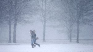 Thanksgiving Snow? Holiday Could Be Cold and Wet for Many