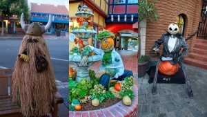 The Spooky-Sweet Scarecrows of Solvang