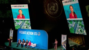 Thunberg to World Leaders at Climate Summit: 'How Dare You'